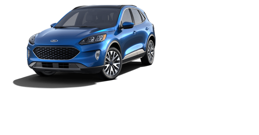2020 Ford Escape Titanium hybride